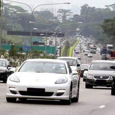 LTA cuts vehicle growth rate to zero