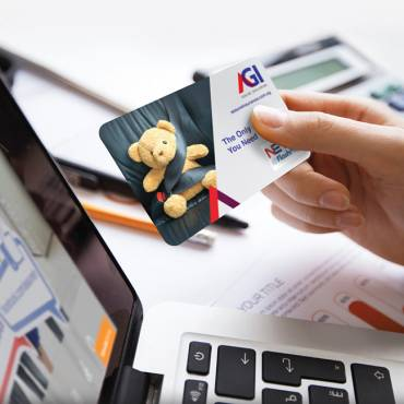 Update your account information and get a FREE FlashPay Card