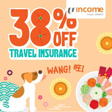 NTUC Travel Insurance Promotion from 01 -28 Feb 2018