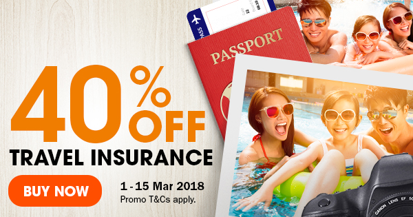 Ntuc Travel Insurance Promotion From 1 15 March 2018