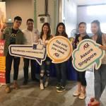 AGI Road Show at Carros Centre