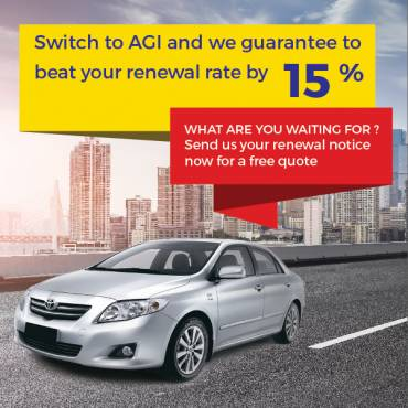 Guarantee beat your renewal rate by 15%