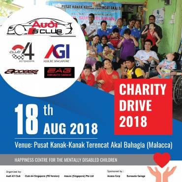 Charity Drive 2018