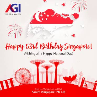 Singapore's 53rd National Day