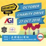 AGI's 1st Charity Drive