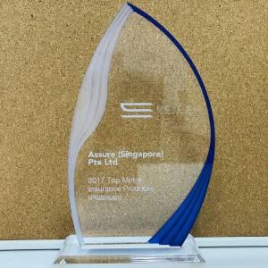 ECICS Top Motor Insurance Producer