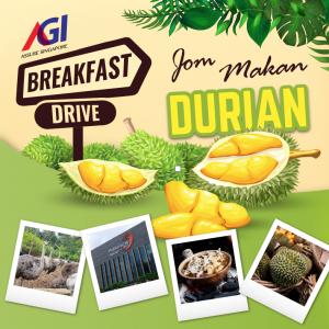 Jom Makan Durian