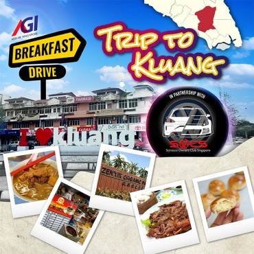 AGI Mar 2019 Breakfast Drives