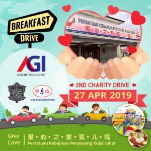 AGI's 2nd Charity Drive