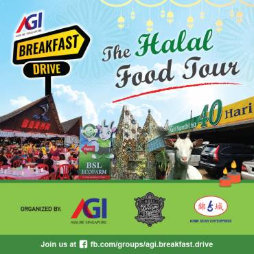 The Halal Food Tour