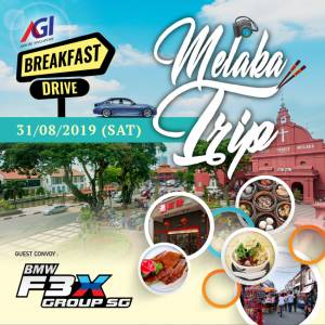 AGI Breakfast Drives – Melaka Trip