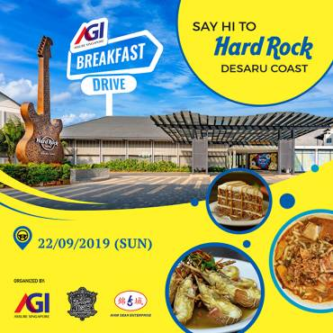 AGI Sep 2019 Breakfast Drives