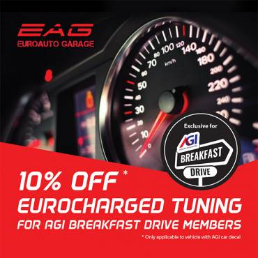 10% off Eurocharged Tuning Services