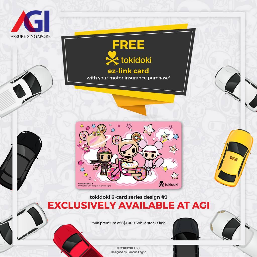 FREE exclusive Donutella tokidoki ez-link