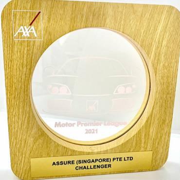 AXA Motor Premier League!