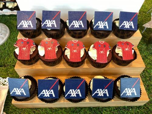 AXA VIP Cocktail and Match Day