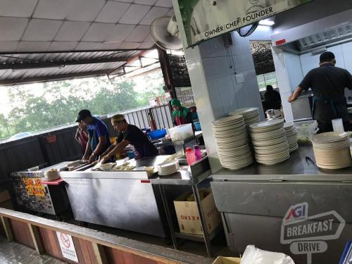 AGI Breakfast Drive - Halal Food Tour (23 Jun 2019)