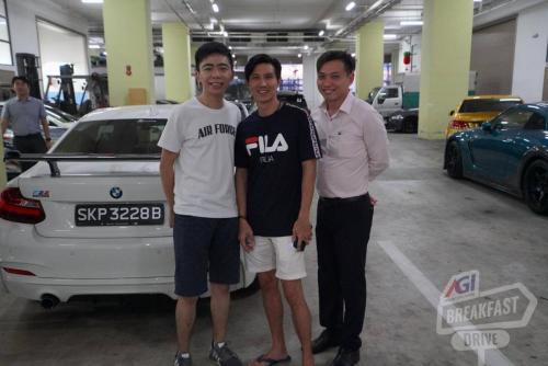 AGI Breakfast Drive CNY Lohei 2020 (30 Jan 2020)