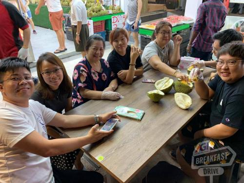 AGI 2019 June Durian Buffet Fest
