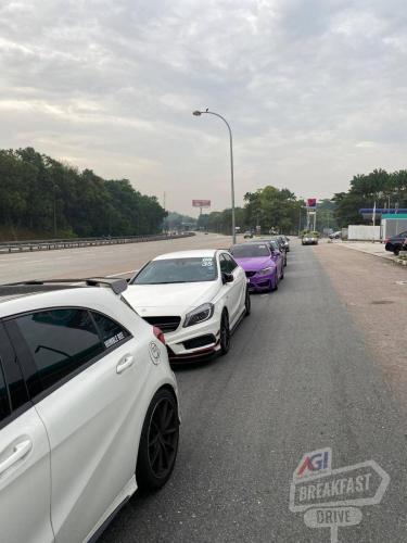 AGI Breakfast Drive Oct 2019