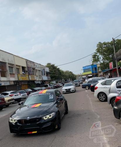 2019 Mar AGI Breakfast Drive to Kluang