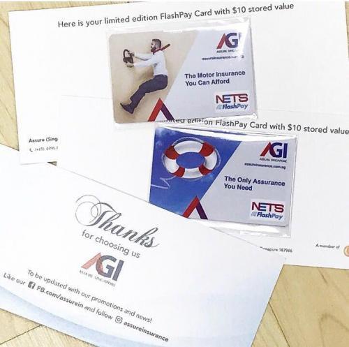 Our Flashpay Card Design