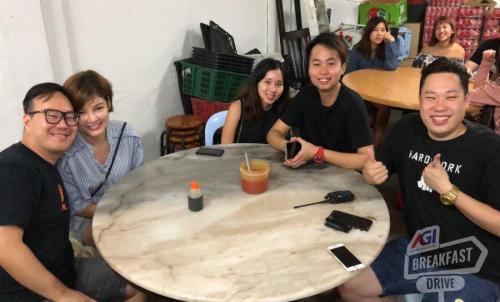 AGI Breakfast Drive (November 24, 2018)