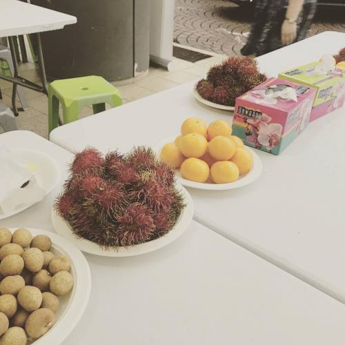 NTUC Durian Fest 003