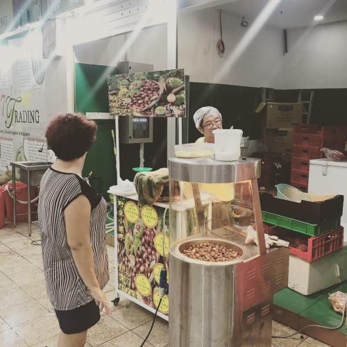 NTUC Durian Fest 005